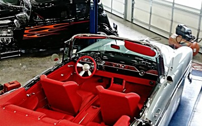 1955 Chevy Convertible